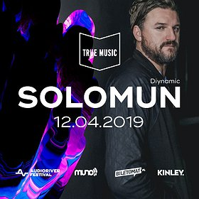 Imprezy: Audioriver x True Music: Solomun