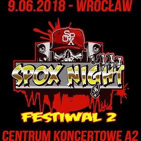 Festiwale: Spox Night Festiwal 2