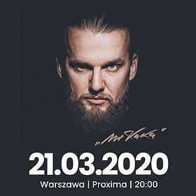 Hip Hop / Reggae: KęKę - Mr KęKę - Warszawa