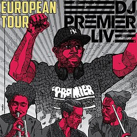 Koncerty: Dj Premier & Live Band