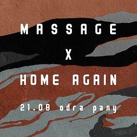 Muzyka klubowa: Massage & Home Again