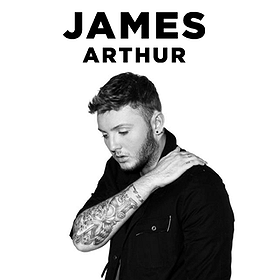 Koncerty: James Arthur