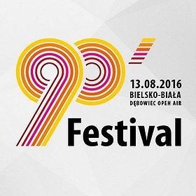 Koncerty: 90' Festival 2016