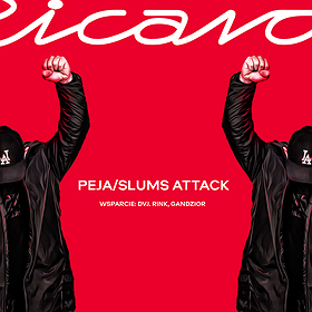 Hip Hop / Reggae: Peja/Slums Attack | Zabrze