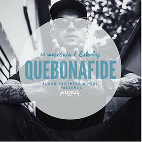Koncerty: KONCERT QUEBONAFIDE