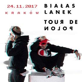 Koncerty: Białas x Lanek / Tour de Polon / Kraków