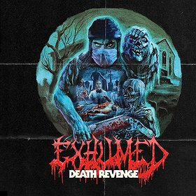 Koncerty: Grind Over Europe II: Exhumed, Rotten Sound, Implore