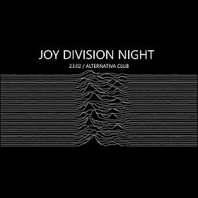 Imprezy: Joy Division Night