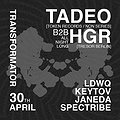 TADEO | b2b HGR | ALL NIGHT LONG!