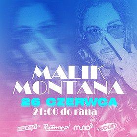 Hip Hop / Reggae: Malik Montana - Kołobrzeg