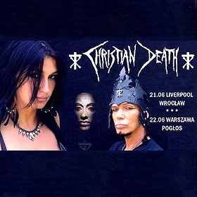 Hard Rock / Metal: Christian Death - Warszawa
