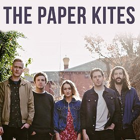 Koncerty: The Paper Kites